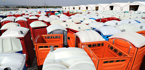 Champion Portable Toilets in Glenview,  IL